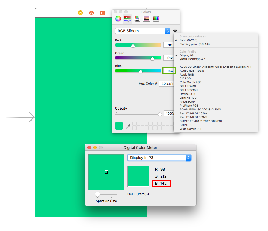 How to Get the Right Color in iOS: Detailed Instruction