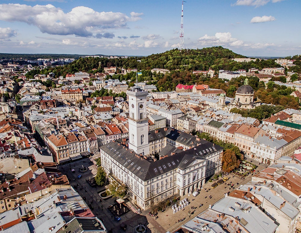 Lemberg Solution Lviv, Ukraine