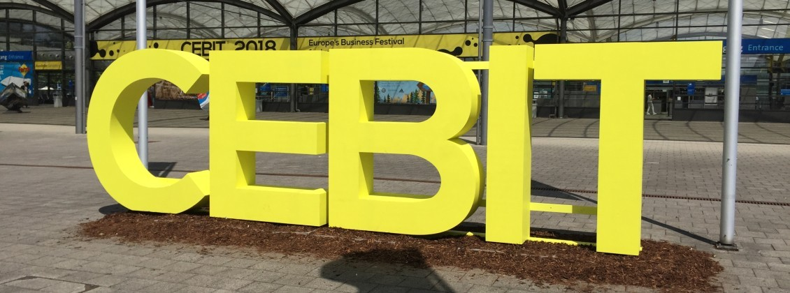CEBIT 2018 - Business Festival for Innovation and Digitization. Lemberg Solutions blog