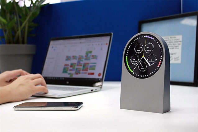 Smart clock for office and home